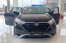 新款本田CR-V到店实拍图已曝光 新车会有哪些亮点?