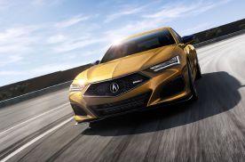 全新讴歌TLX Type S海外上市,售价约5万美元