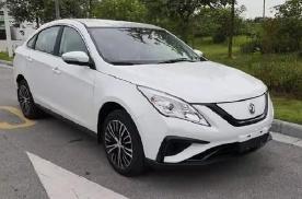 新款东风风行S50 EV上市 补贴后售13.99万元起