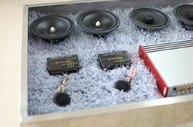乌鲁木齐慧声汽车音响改装吉利,简单升级带来优质听音