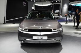 设计科幻炫酷,实力全面均衡,现代IONIQ 5上海车展亮相