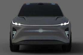 东风风光S-007概念车官图发布 将上海车展亮相