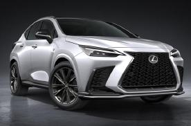 轴距2690mm的豪华中型SUV,新一代雷克萨斯NX正式发布