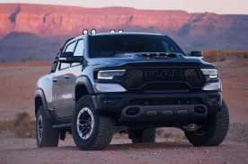 整车超10万美元!上市即售罄,Ram发布限量版TRX