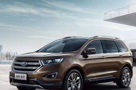 福特锐际将推7座车型,或针对国内市场