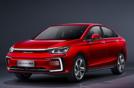 新款BEIJING-EU5正式开启预售 将7月份正式上市