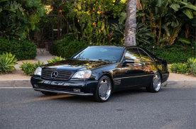劳伦士改装,160元起拍!飞人乔丹出售S600 Coupe