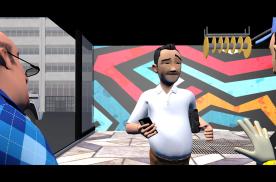 【3D搞笑】洗车店员工竟如此对待嘚瑟的奔驰g级车主?