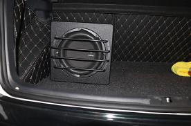 大众高尔夫R音响音响无损改装案--济南极速汽车音响隔音灯光