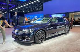 """大众""""新旗舰""""轿车亮相,与奥迪A6L同平台,号称最贵国产大众"""