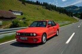 一台E30 M3拍卖价超过100万元,车主正是大名鼎鼎的保罗