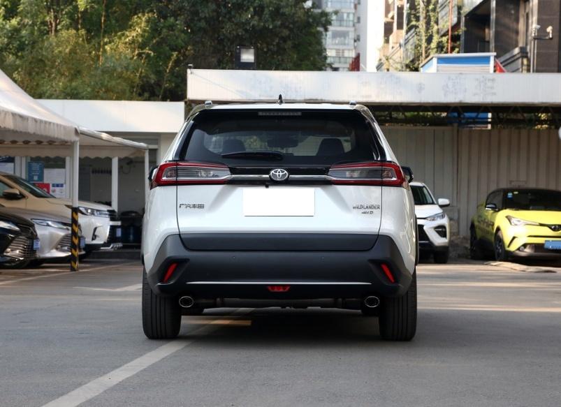 省油的SUV可以看看这三款,能越野空间大,还有多个安全气囊
