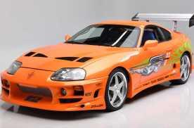 55万美元成交!最贵的丰田Supra诞生了