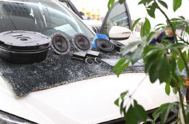 哈尔滨汽车音响改装丹拿,马自达CX-5汽车隔音升级STP