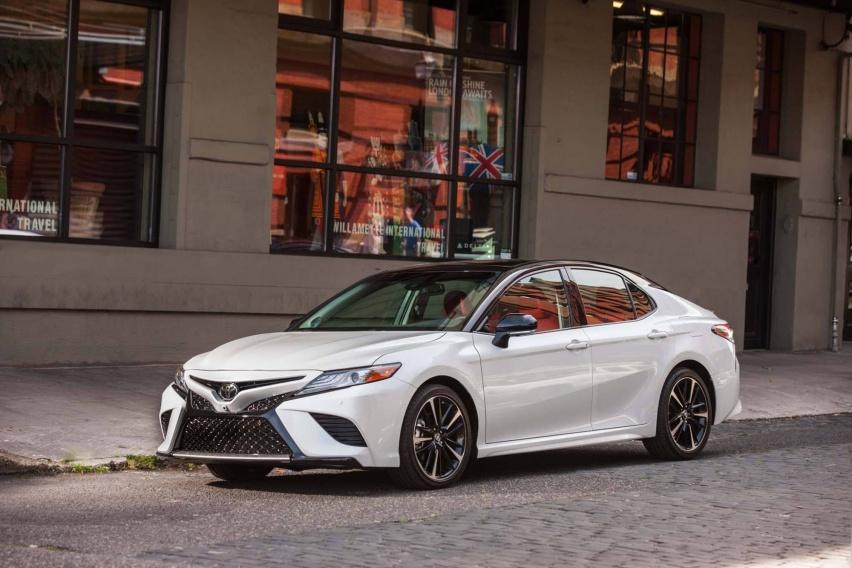 北美最畅销的10款轿车:日系占了6席,没想到还有一款大众入围