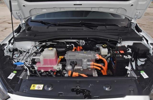 江淮iC5正式上市:补贴后售价14.99万起