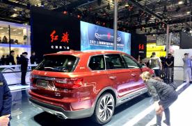 更注重舒适的SUV,红旗HS7改款上市,能取得怎样的成绩