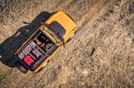 2021款福特Bronco:复古外观与现代化内饰的相得益彰