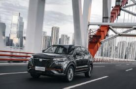 长安CS55系列10万元入门紧凑级SUV销量榜NO.1