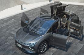 80万的国产电动超跑SUV,展翼门比特斯拉炫酷,3.9s破百
