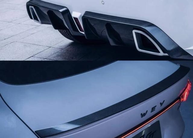 限量300台 售价25.88万  VV7 GT巴博斯根本不愁销量?