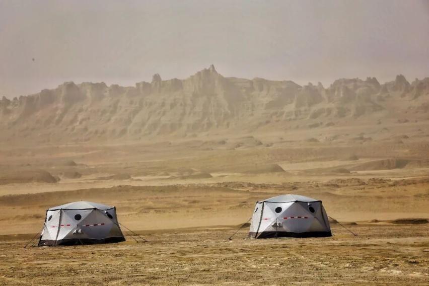 """下一站 火星 捷达""""不走捷径,遇见美好""""西行记(三)"""