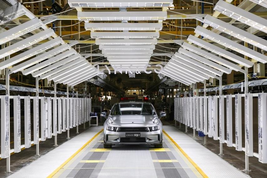 再创新高!领克9月销量为18745台 同比增长37.7%