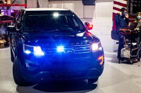 福特为美国警车开发消毒软件 可有效杀灭车内新冠病毒