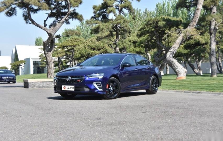 造型运动/配置出众别克新款君威GS售21.88万起-爱卡汽车爱咖号