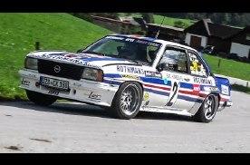 【比较冷门的老车回顾】拉力赛场上的欧宝Ascona