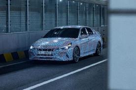 现代伊兰特N官方谍照曝光 新车将在2021年上市