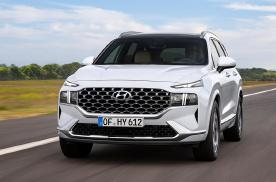 现代发布全新7座SUV官图 9月欧洲上市,明年或将国产