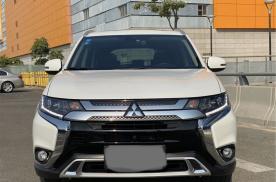 买车要以实用为主,选择四驱欧蓝德,优惠2.5万买贵了吗