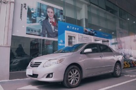 十年卡罗拉车主告诉你,为什么会一直选用一汽丰田纯牌零件