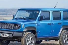 定位小型纯电SUV Jeep全新纯电SUV假想图曝光