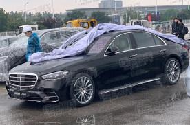 奔驰S级北京车展正式首发 外观升级