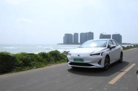 小编试驾 广汽丰田国内首款电动车,iA5表现如何?