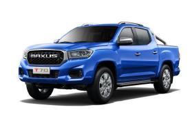 可选四驱 上汽MAXUS T70新车型上市 售10.28万起