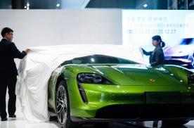 """即刻""""电驰"""" 全新保时捷Taycan在重庆开启豪车纯电模式"""