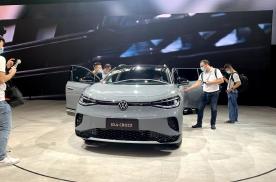 基于MEB纯电平台打造的首款纯电动SUV,ID.4 CROZZ是否值得