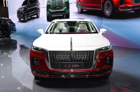 北京车展:红旗H9+正式发布,车身更长,内饰更奢华!