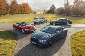 富豪们都爱SUV?宾利全球年销量创新高,添越是最大功臣