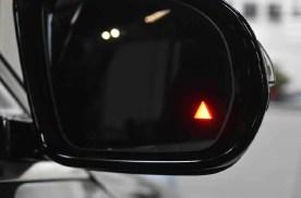 奔驰E级C级盲点辅助3D旋转高音头效果案例—星捷越
