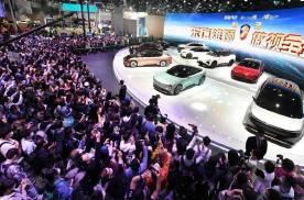 恒大汽车车展首秀,九款恒驰新车亮相明年开始交付