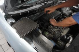汽车空气滤芯应该如何保养?