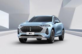 智能+混动 WEY品牌亮剑未来智能汽车时代
