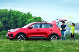 《EV旅行》多一点配置,让自驾更加安全,试驾奇瑞新能源瑞虎e