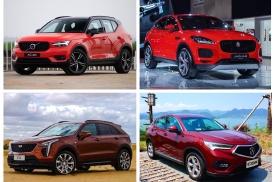 紧凑型豪华SUV怎么选?全面对比XC40/E-PACE/XT