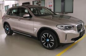 续航440公里,宝马首款纯电动SUV在7月14日全球首发