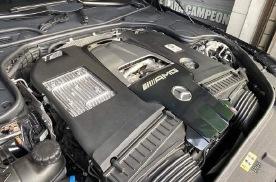 奔驰S63 AMG动力升级改装德国Techtec刷ECU电脑